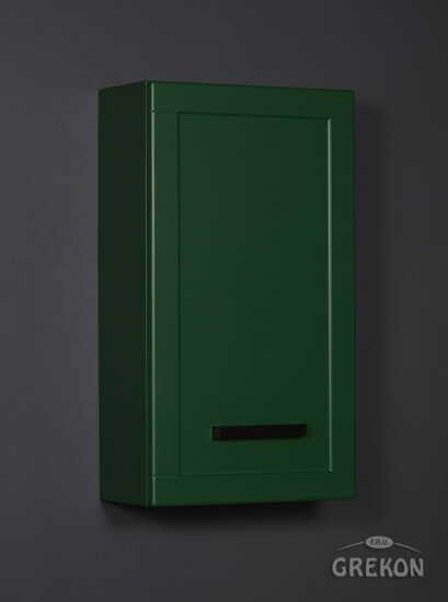 Grekon szafka wisząca Meiva 40x72 zielona MVA-Z-W40/72