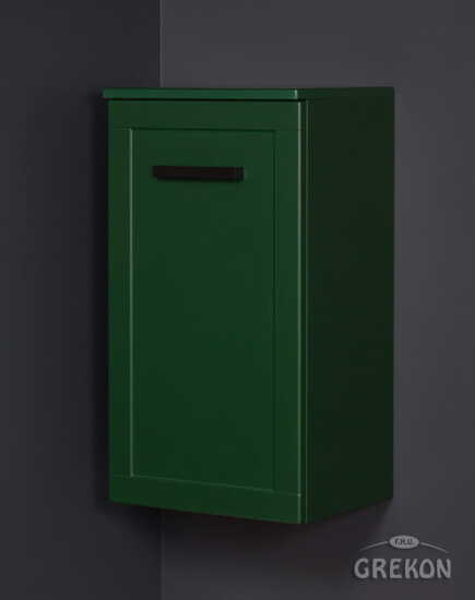 Grekon słupek Meiva 40x71,5 zielony MVA-Z-RN