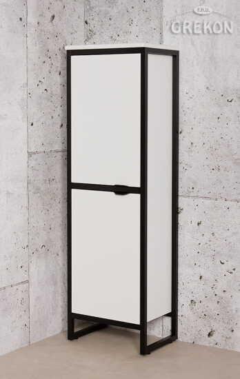 Grekon słupek New York 47x154 biały NY-B-RW
