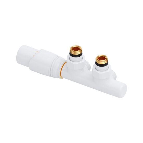 Excellent zestaw zintegrowany termostatyczny lewy Volaro biały mat GREX.VO50L.WH
