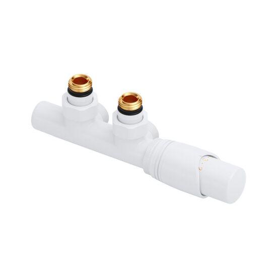 Excellent zestaw zintegrowany termostatyczny prawy Volaro biały mat GREX.VO50P.WH